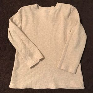 Other - Boys long sleeve thermal shirt.